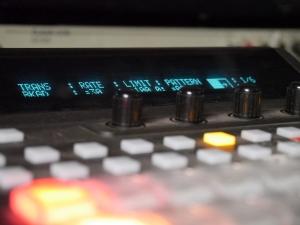 The switcher panel.